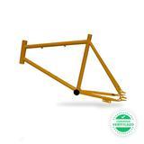 001s cuadro bicicleta personalizada fixi - foto