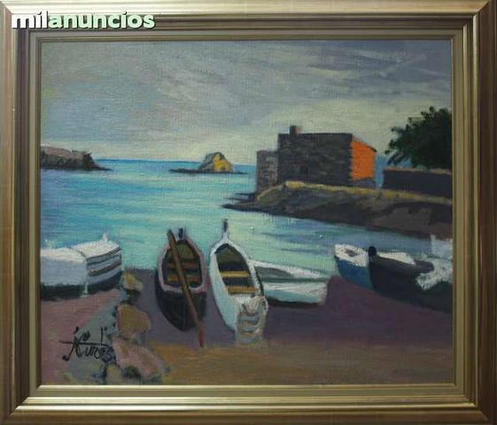 Jordi curÓs i ventura - barcas varadas - foto 1
