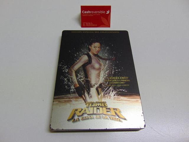 DVD STEELBOOK (128732) - foto 1