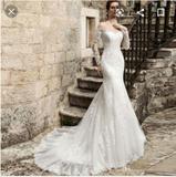 Se confecciona vestidos de novia a medid - foto