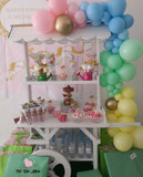 Candy bar personalizado comuniones  - foto