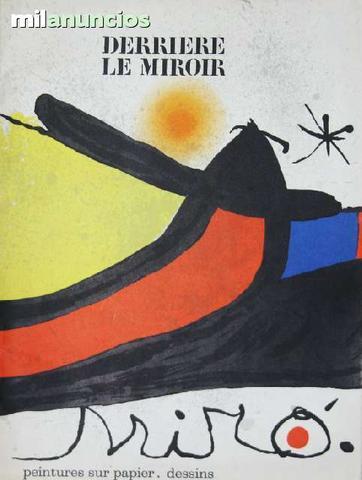 Joan mirÓ - peintures sur papier - foto 1