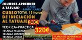 CLASES INICIACION TATTOO SABADELL(BCN)