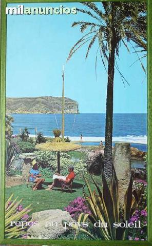 Cartel- espagne, repos au pays du soleil - foto 1