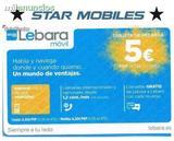CUPON DE RECARGA LEBARA MOBILE 5€