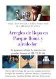 Arreglos de Ropa y Costura en Zaragoza - foto