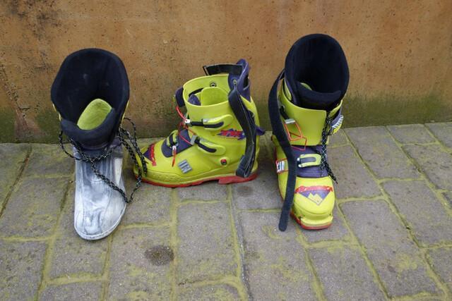 botas ski montaña - foto 1