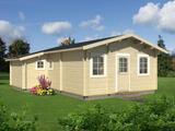 Venta y montaje de casas de madera - foto