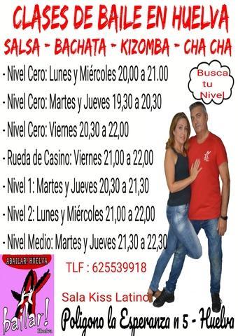 Clases Bailes Latinos Verano 2020 - foto 1