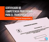 CAPACITACIÓN DEL TRANSPORTE - foto