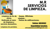 Servicio de Limpieza M.R. - foto