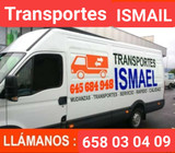 Transportes ismael whasap : 685 03 04 09 - foto