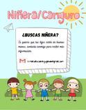 Niñera - foto