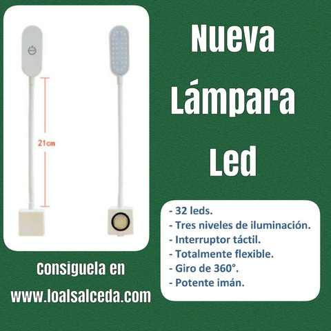 Lampa led para máquinas de coser - foto 1