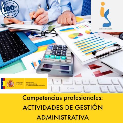 Actividades de gestión administrativa// - foto 1