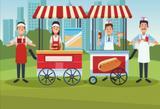 Especialistas en fast food eventos - foto