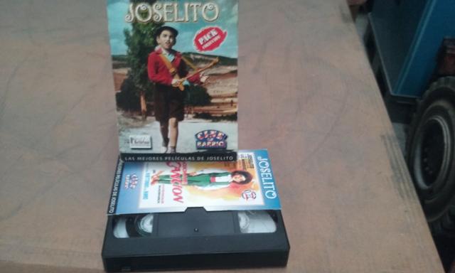 vhs de joselito - foto 1