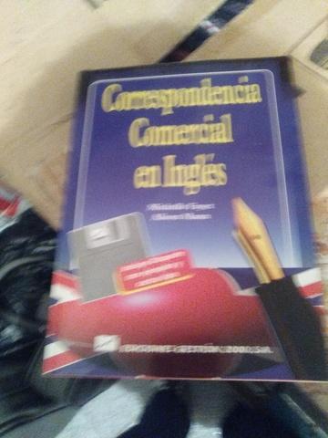 Libro de correspondencia en inglés - foto 1