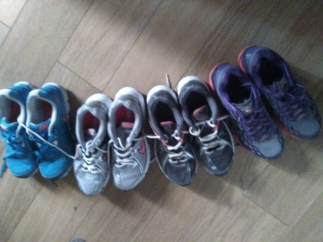 Vendo Zapatillas Nike,Asics, NB, Adidas - foto 1
