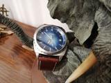 FOSSIL BLUE EYE 100M SWISS FUNCIONANDO