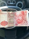 BILLETE DE 2000 PESETAS