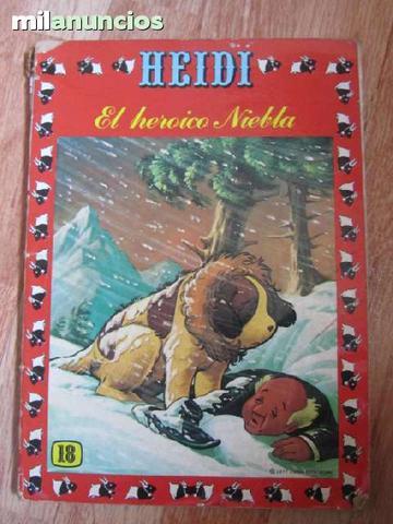 Cómic Heidi: El heroico nebla - foto 1