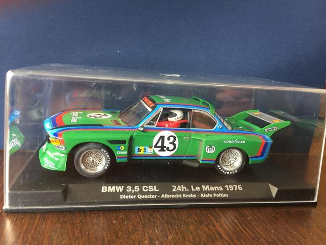 BMW 3,5 CSL Fly Car Model - foto 1