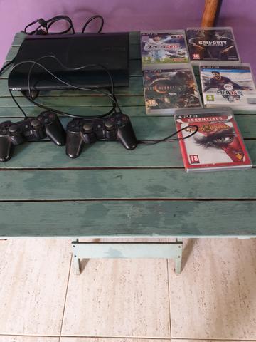 vendo vídeo consola PlayStation tres - foto 1