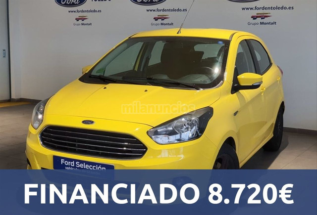 FORD - Kaplus 1.2 TiVCT 51kW Ultimate - foto 1