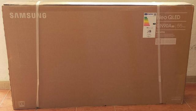 "TV 55\"" Samsung NeoQLED QN90 A / 55 - foto 1"