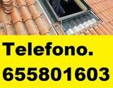 Reparaciones tejados, goteras, canalones - foto