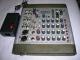 MEZCLADOR SOUNDCRAFT COMPAC 4