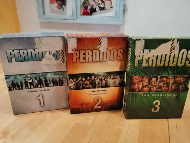 PERDIDOS Tres temporadas - foto 1