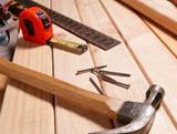 carpintero montador - foto