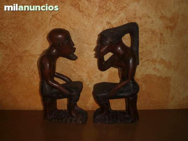 Esculturas talladas en Madera - foto 1