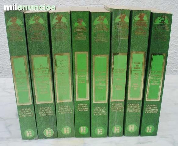 Libros de Agatha Christie - foto 1