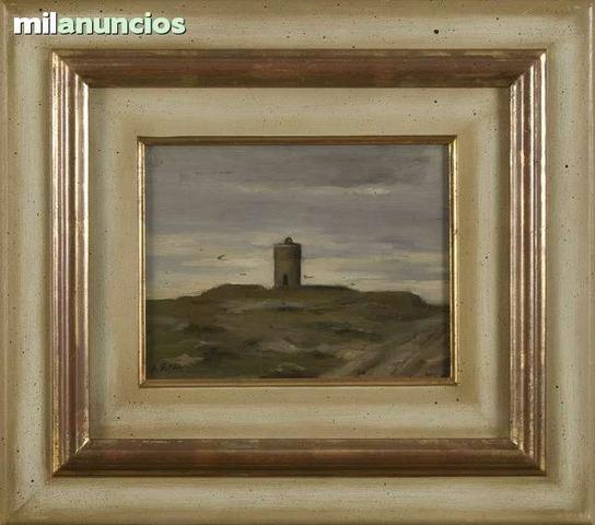AndrÉs buforn aragonÉs, paisaje con faro - foto 1