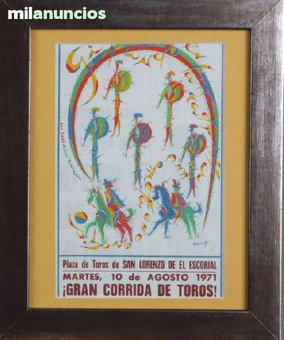 R.alberti toros s.lorenzo de el escorial - foto 1