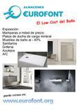 BAñO DE ENSUEñO CON ALMACENES EUROFONT
