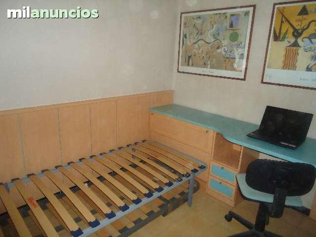 Cama y escritorio juvenil - foto 1