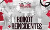 ENTRADA CONCIERTO BOIKOT + REINCIDENTES