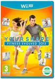 YOUR SHAPE FITNESS EVOLVED 2013 WII U