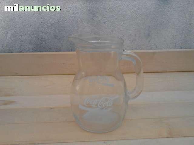 Antigua jarra de cocacola - foto 1