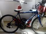 Bicicleta azul 20 Euros - foto