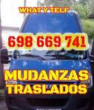 Mudanzas, Portes y Minimudanzas Rapid - foto