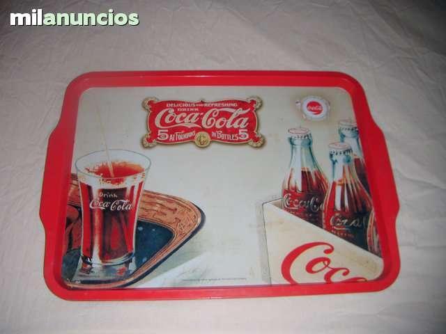 Bandeja Coca Cola vintage - foto 1