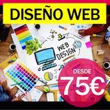 DISEñO WEB + POSICIONAMIENTO SEO SEM