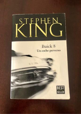 Buick 8. Un coche perverso. Stephen King - foto 1