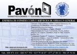 PAVON impermeabilizaciones - foto
