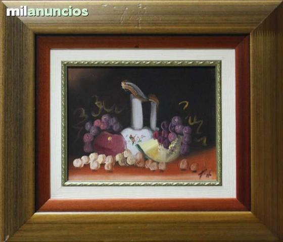 BodegÓn de frutas (firma ilegible) - foto 1